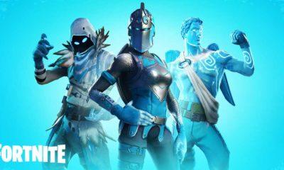 Fortnite Frozen Legends