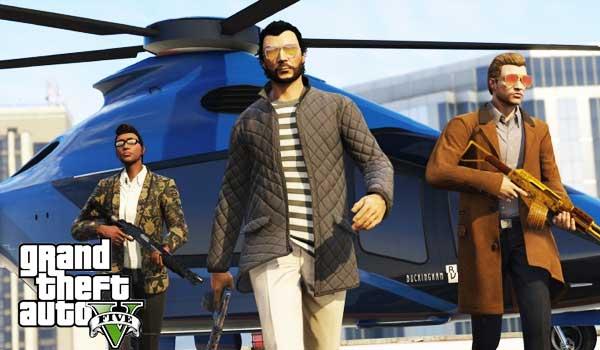 Associate or bodyguard in GTA 5