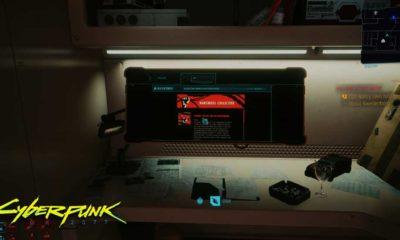 Cyberpunk 2077 Bartmoss