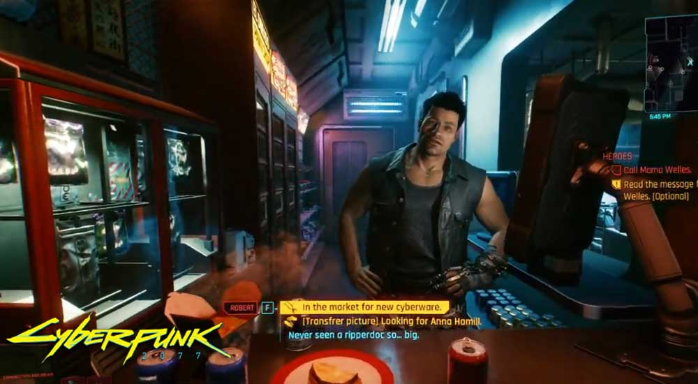 Cyberpunk 2077 Cyberdeck List