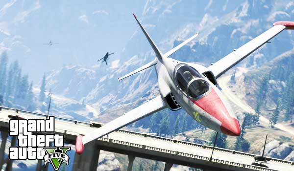 Fly a Plane in GTA 5