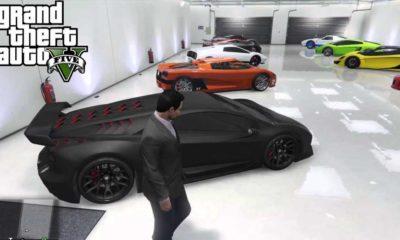 Garage in GTA 5