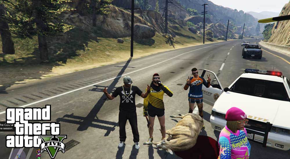How to Make a Crew in GTA 5