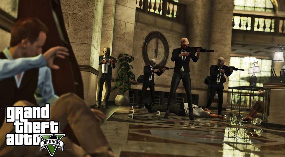 How to start a heist in GTA 5