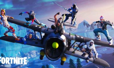 Planes In Fortnite