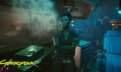 Cyberpunk 2077 Berserk Cyberware