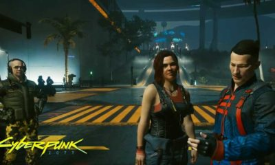 Cyberpunk 2077 The Beast in Me