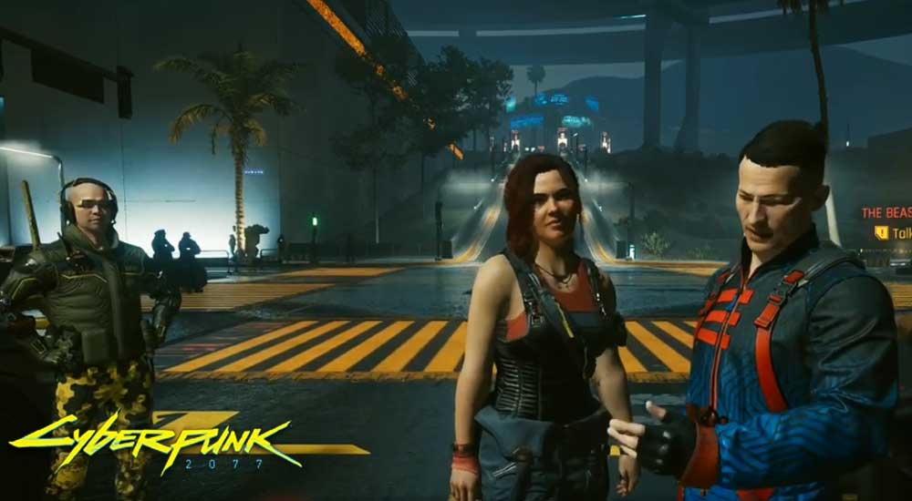 Cyberpunk 2077 The Beast in Me