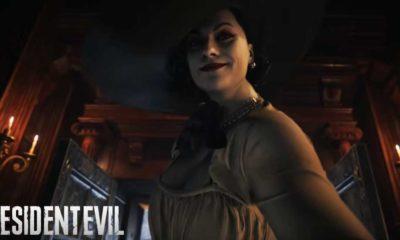 Resident Evil Village Alcina Dimitrescu