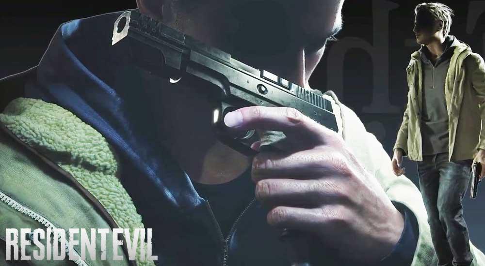Resident Evil Village Ethan Winters