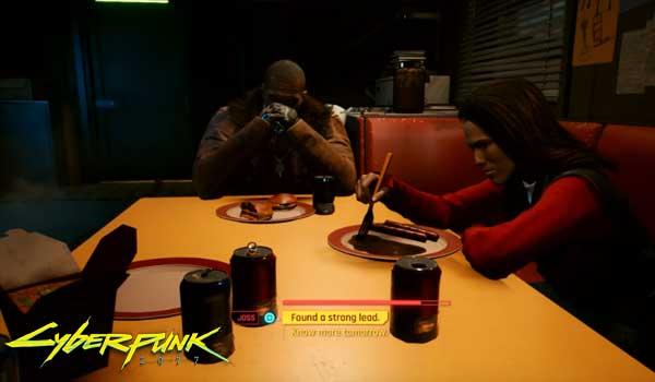 Cyberpunk 2077 The Hunt