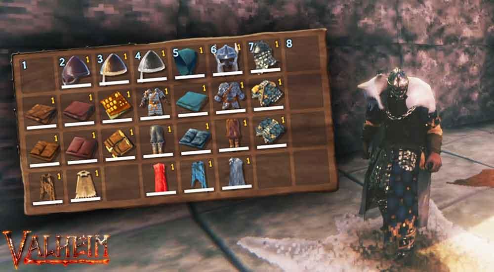 Valheim Armor Sets