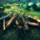 Valheim Core Woods