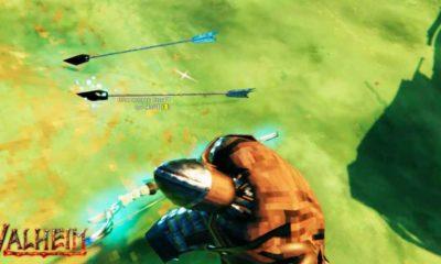 Valheim Frost Arrows