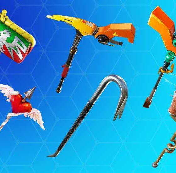 23-Best-Rarest-Fortnite-Pickaxes-List