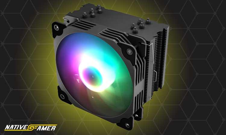 Vetroo V5 CPU Cooler
