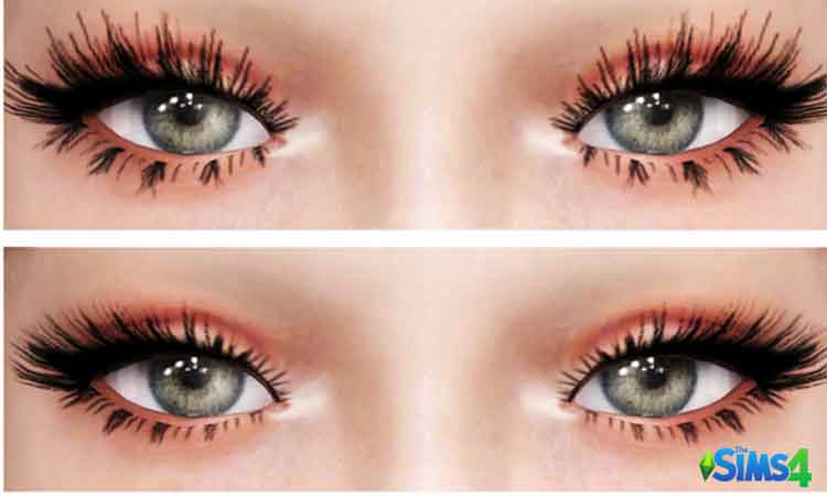 3D Lashes by dreamgirl