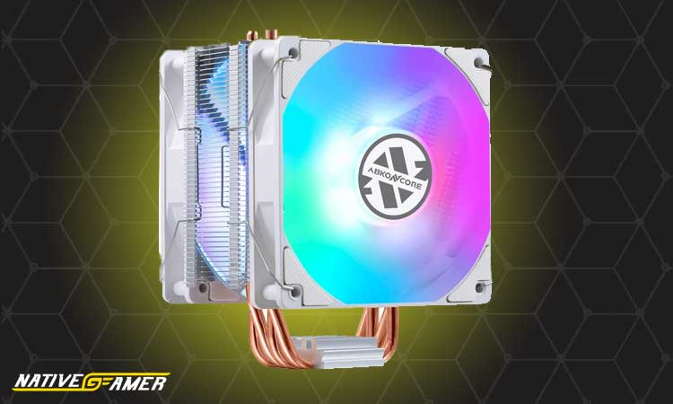 ABKONCORE LED CPU Cooler
