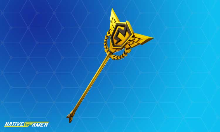 Axe Of Champions pickaxe
