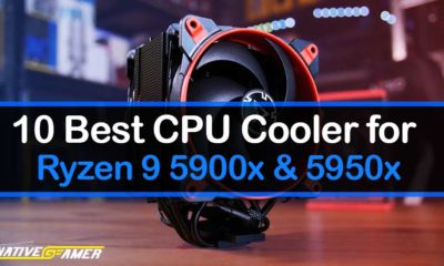 Best CPU Cooler for Ryzen 9 5900x