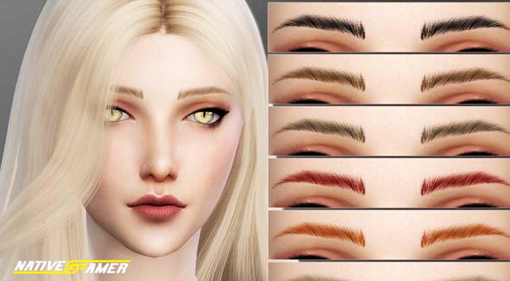 Best Eyelashes CC & Mods