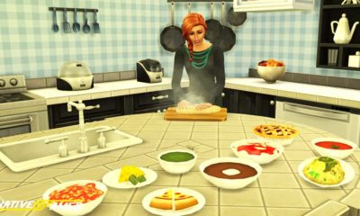 Best Sims 4 Food