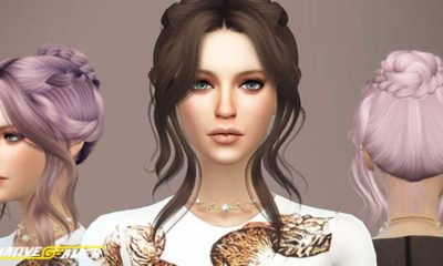 Best Sims 4 Hair Mods