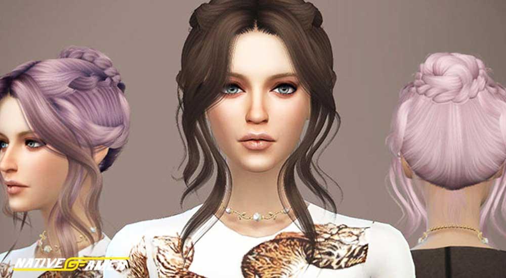 Sims 4 Fortnite Hair 36 Best Sims 4 Hair Mods Cc Packs Male Female Sims 4 Native Gamer