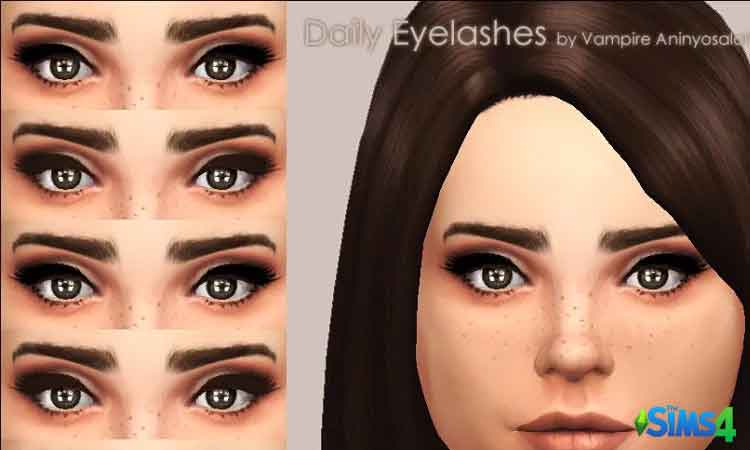 Daily Eyelashes