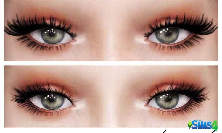 Dream Girl 3D lashes V2