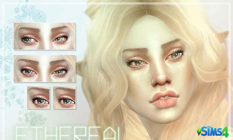 Ethereal Lashes N27