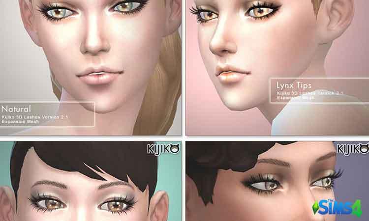 Kijiko 3D eyelashes 2