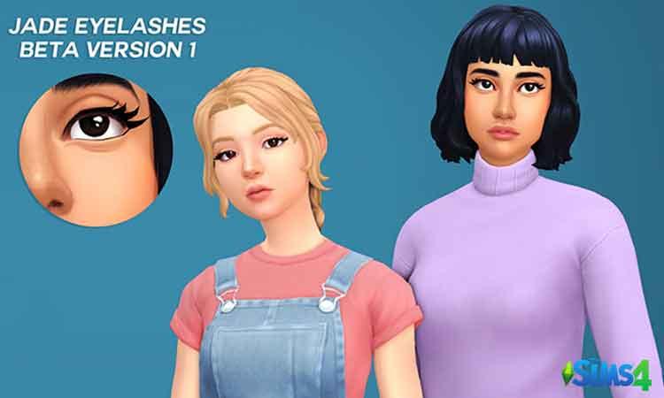 Maxis Match Eyelashes
