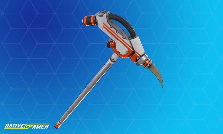 Pulse Axe pickaxe