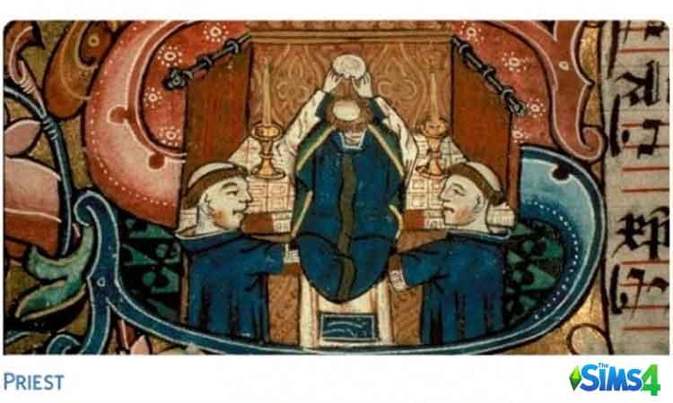 Priest Career