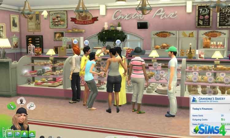 Sims-4-Retail-mod