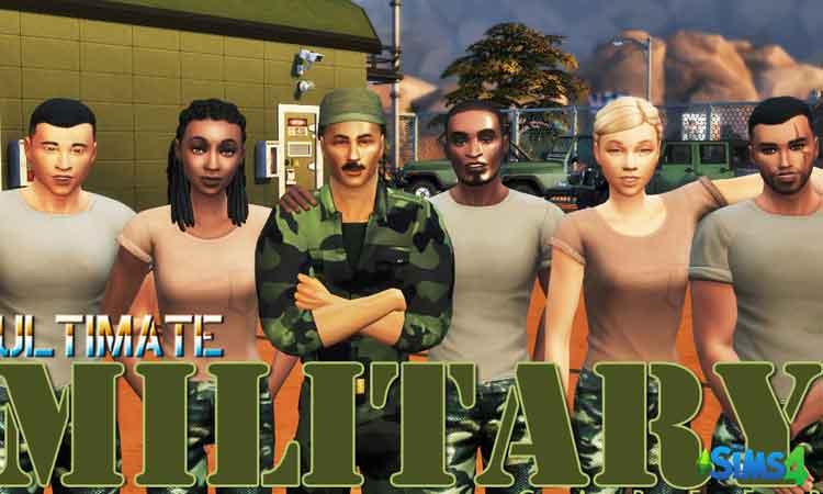 Ultimate Military Career