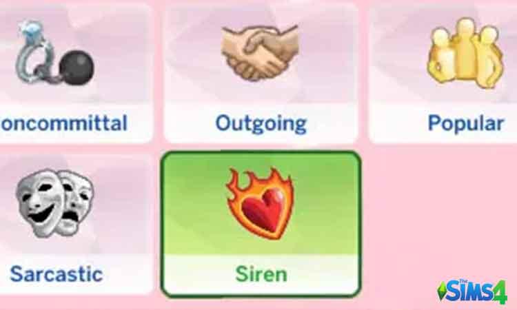 Siren Trait