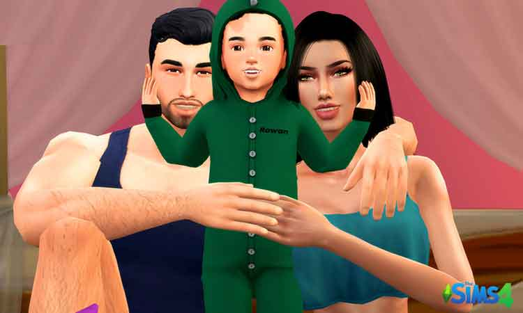 Sims 4 Slumber Party Mod
