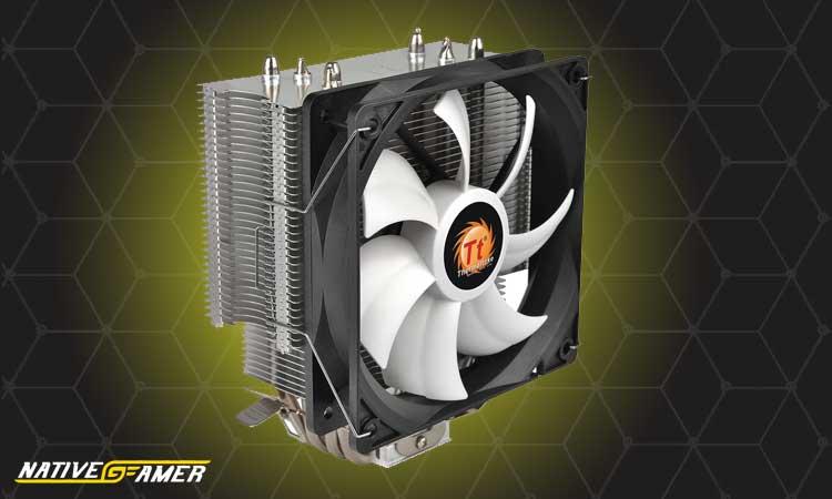 Thermaltake Contac Silent CPU Cooler