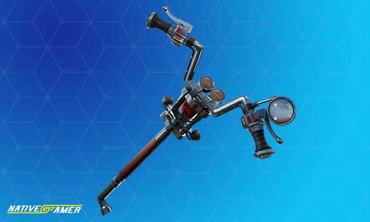 Throttle pickaxe