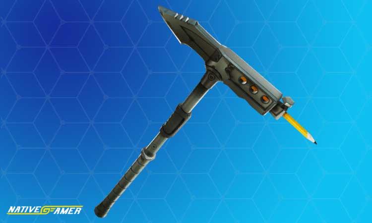 Trusty NO. 2 pickaxe