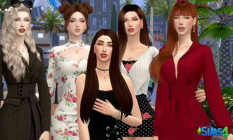 Sims 4 More Best Friends