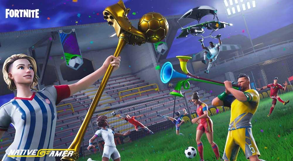 Fortnite Soccer Skins