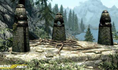 Standing Stone Skyrim