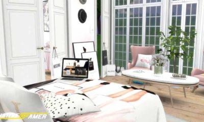 sims 4 bedroom cc