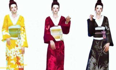 sims 4 kimono cc