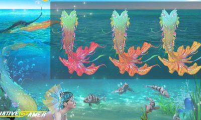 sims 4 mermaid cc