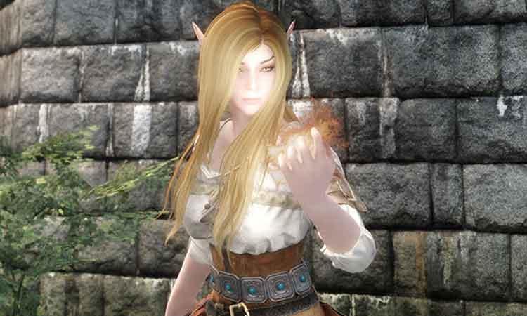 Attractive Elves
