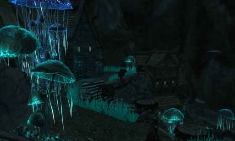 Coldhaven- A Vampire City
